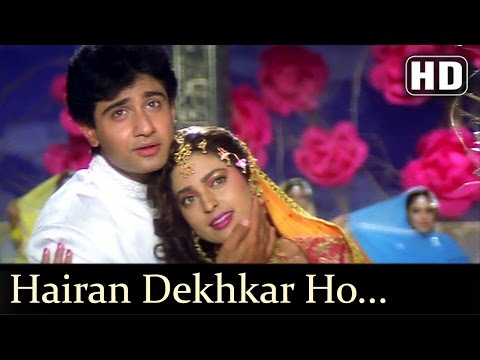 Video Bewaffa Se Waffa - Hairan Dekhkar Ho Khuda Who Shabab Ho - Vipin Sachdeva download in MP3, 3GP, MP4, WEBM, AVI, FLV January 2017