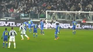 paul pogba scores insane goal in seria a songs used : x o bile
