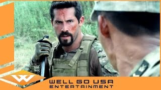 """WOLF WARRIOR (2015) Exclusive Clip - """"Nothing But a Bunch of Boy Scouts"""""""
