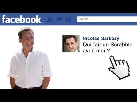 Facebook - La Nouvelle Vie de Sarkozy