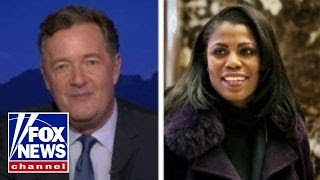 Piers: Omarosa offered sex, wanted us to have 'show-mance'