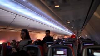 Video Suasana Kabin Pesawat dalam Penerbangan Batik Air PK-LBO MP3, 3GP, MP4, WEBM, AVI, FLV Oktober 2017