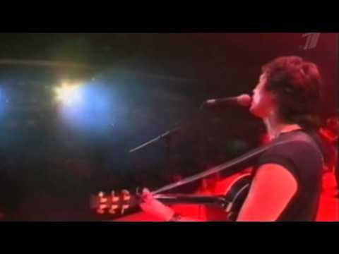 Кино - Виктор Цой - Концерт в Олимпийском - DomaVideo.Ru