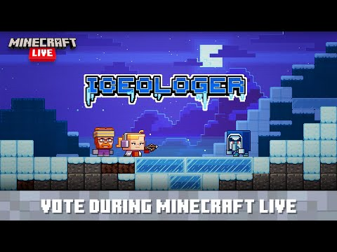 Minecraft Live: Vote for the Iceologer!