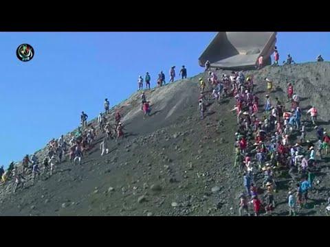 Hpakant miners back at work after deadly landslide