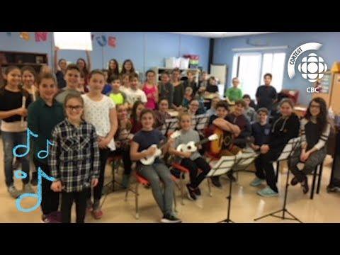 L'école Saint-Majorique-de-Grantham : L'amour