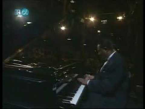 Steps - A solo piano performance of John Coltrane's Giant Steps, by McCoy Tyner, 1996, Hamburg.