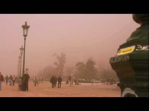 Συννεφιασμένη Κυριακή στη Θεσσαλονίκη video