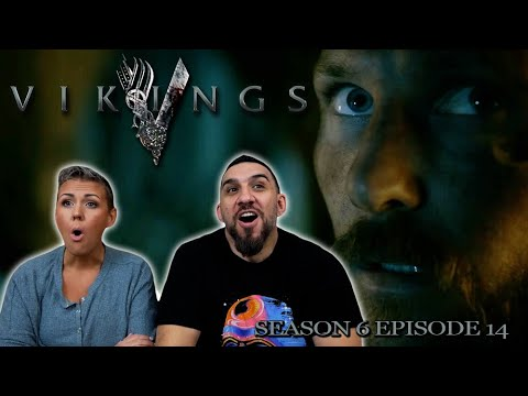 Vikings Season 6 Episode 14 'Lost Souls' REACTION!!