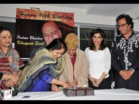 Padma Bhushan Khayam Saab Turns 90 Years