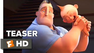 Incredibles 2 Teaser Trailer #1 (2018) | Movieclips Trailers