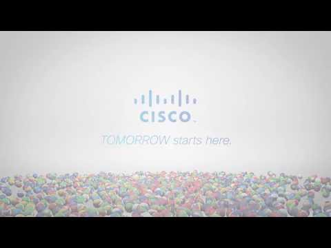 Cisco, at the heart of Glasgow 2014