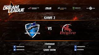 Vega vs Empire, game 2