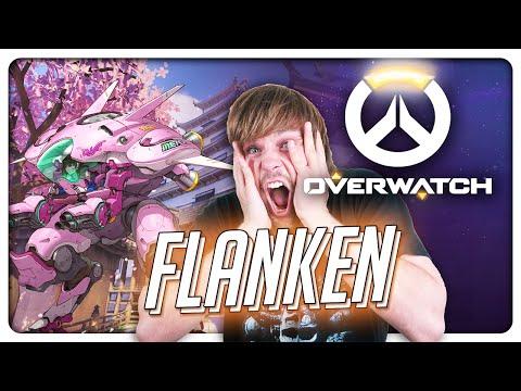 FLANKEN met D.VA!! (видео)