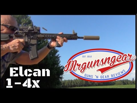Elcan Specterdr 1-4x Review: The Best Combat Optic? (hd)