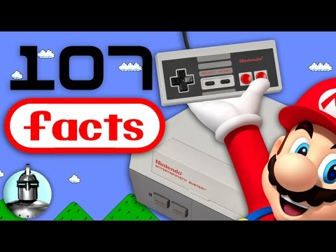 107 NES Facts - Nintendo Facts! | The Leaderboard