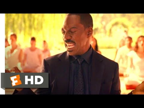 A Thousand Words (2012) - Freestyle Chanting Scene (1/10) | Movieclips