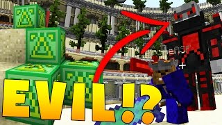 DELTA LUCKY BLOCK COLISEUM VS EVIL MOD CHALLENGE | Minecraft - Lucky Block Mod