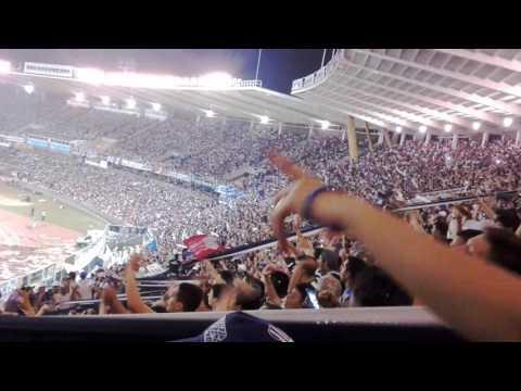 Talleres vs. River Plate - 2da fecha [Talleres Te amo] - La Fiel - Talleres - Argentina - América del Sur