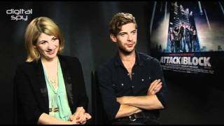 'Attack The Block' stars Jodie Whittaker and Luke Treadaway chat to Digital Spy about their characters in Joe Cornish's directorial ...