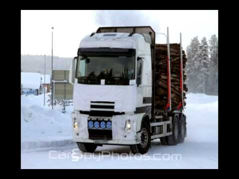 New Volvo FH?? Yes! 2012