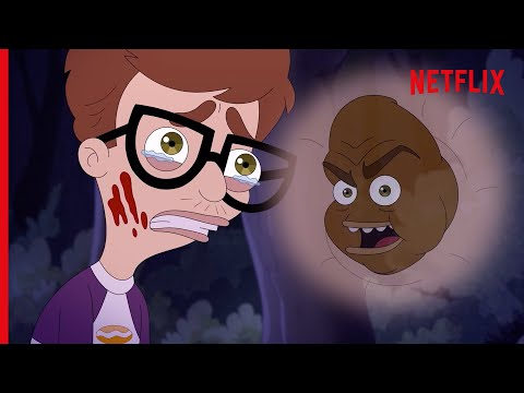 Awkward Big Mouth Moments Everyone Can Relate To | Big Mouth Season 4