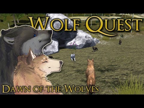 A Litter Of Hopeful Wolf Pups!! 🐺 Wolf Quest: Dawn Of The Wolves • Season 2: Episode #14