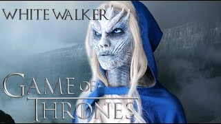 Game of Thrones series White Walker special effects makeupLiquid latex prostheticProducts used: Contact lensesGrimas/ Liquid latexFantasy makeup/Clown whiteMehron/ Setting Powder: NeutralBen Nye/Cream color Liner: Cosmic BlueGrimas/Creme Make-up pure 301NYX Professional makepu/ Faux Blacks: MidnightSnow effect on lashes and lips: Maekup For film & Television: Snowed Under (Powder)△Instagram: elinsfxmakeup△Snapchat: elinsfxmakeupSong:All This - Scoring Action av Kevin MacLeod er lisensiert under en Creative Commons Attribution-lisens (https://creativecommons.org/licenses/by/4.0/)Kilde: http://incompetech.com/music/royalty-free/index.html?isrc=USUAN1300001Artist: http://incompetech.com/