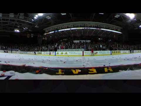Chuck-A-Puck In 360 Degrees