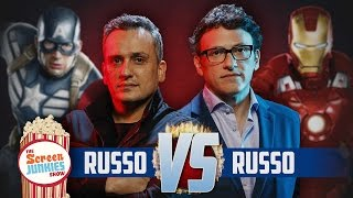 Russo Brothers Fantasy MCU Faceoff! by Screen Junkies