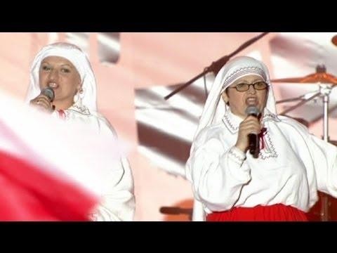 video que muestra a las representantes de Eurovisión de Polonia
