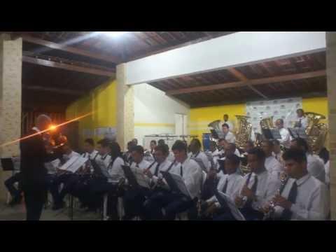 I Encontro de Bandas Filarmônicas de Santa Luzia do Itanhy