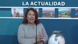 VIDEO CON NOTA A DANIEL RIVERO: ACTIVIDADES DEL AREA DE CULTURA DE VILLA GIARDINO