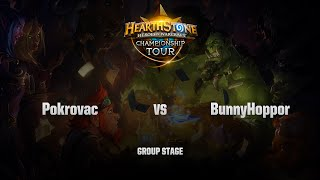 pokrovac vs BunnyHoppor, game 1