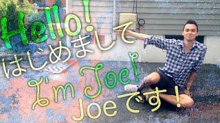 New Jersey在住のJoeです!