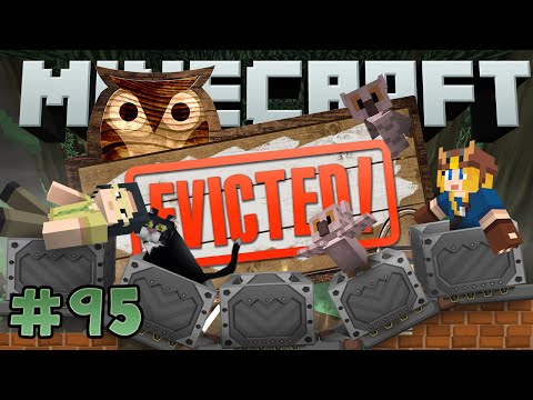 complete - Modded Minecraft continues! Nilesy has finished the fence protection for the Cat Train and tells me all about Mufflers for too many meows. Previous episode: ...