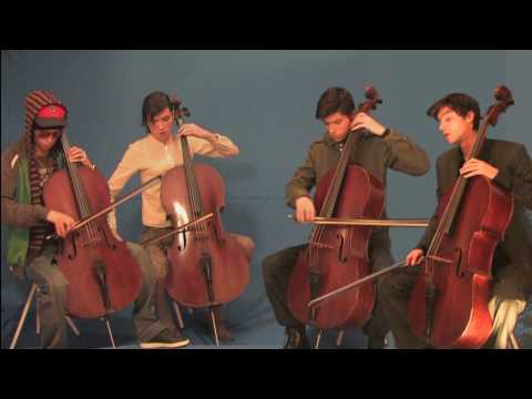 Quatuor de violoncelles ( cello cordes strings quartet musique de chambre)