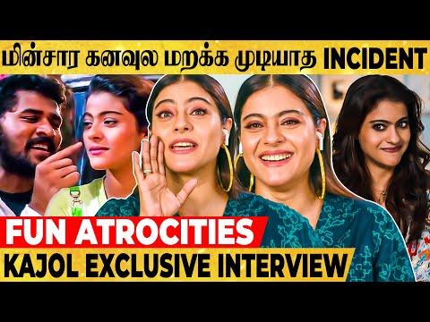 இந்த Character-அ Kajol தவிர யாராலயும் பண்ண முடியாது - Kajol & Dir.Renuka Interview!