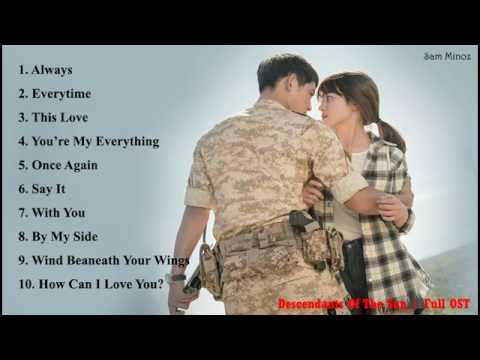 Descendants Of The Sun   Original Soundtracks  Full OST   YouTube