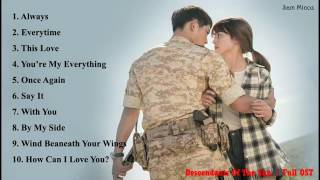 Video Descendants Of The Sun   Original Soundtracks  Full OST   YouTube MP3, 3GP, MP4, WEBM, AVI, FLV April 2018
