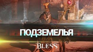 Видео к игре Bless из публикации: Обзор подземелий MMORPG Bless