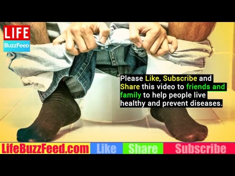 How to Get Rid of Constipation? Relieve Constipation Fast wtih This Natural Remedies