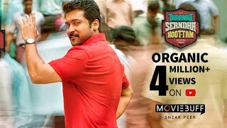 Video Thaanaa Serndha Koottam - Sneak Peek | Suriya Sivakumar, Keerthy Suresh | Anirudh Ravichander MP3, 3GP, MP4, WEBM, AVI, FLV Januari 2018