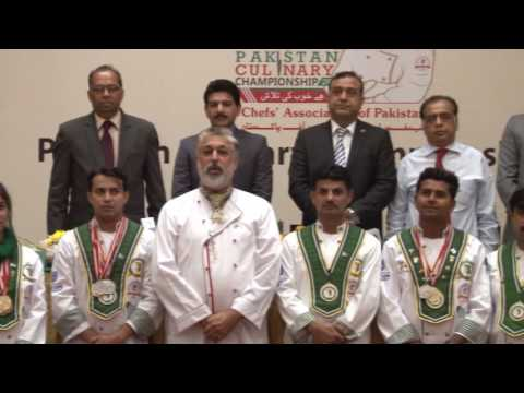 Pakistan Culinary Championship, Launching Ceremony