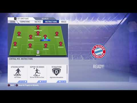 FIFA 19 Bayern Munich Review - Best Formation, Best Tactics And Instructions