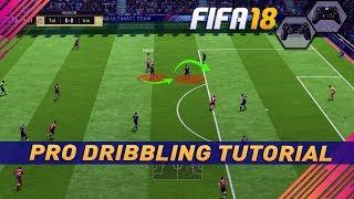 Video FIFA 18 PRO DRIBBLING TUTORIAL - MASTER THE BEST DRIBBLING IN FIFA 18 !!! TIPS & TRICKS MP3, 3GP, MP4, WEBM, AVI, FLV Juni 2018