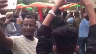 Ethiopia -- Andargachew Tsige is finally free, ironically on Ginbot 20