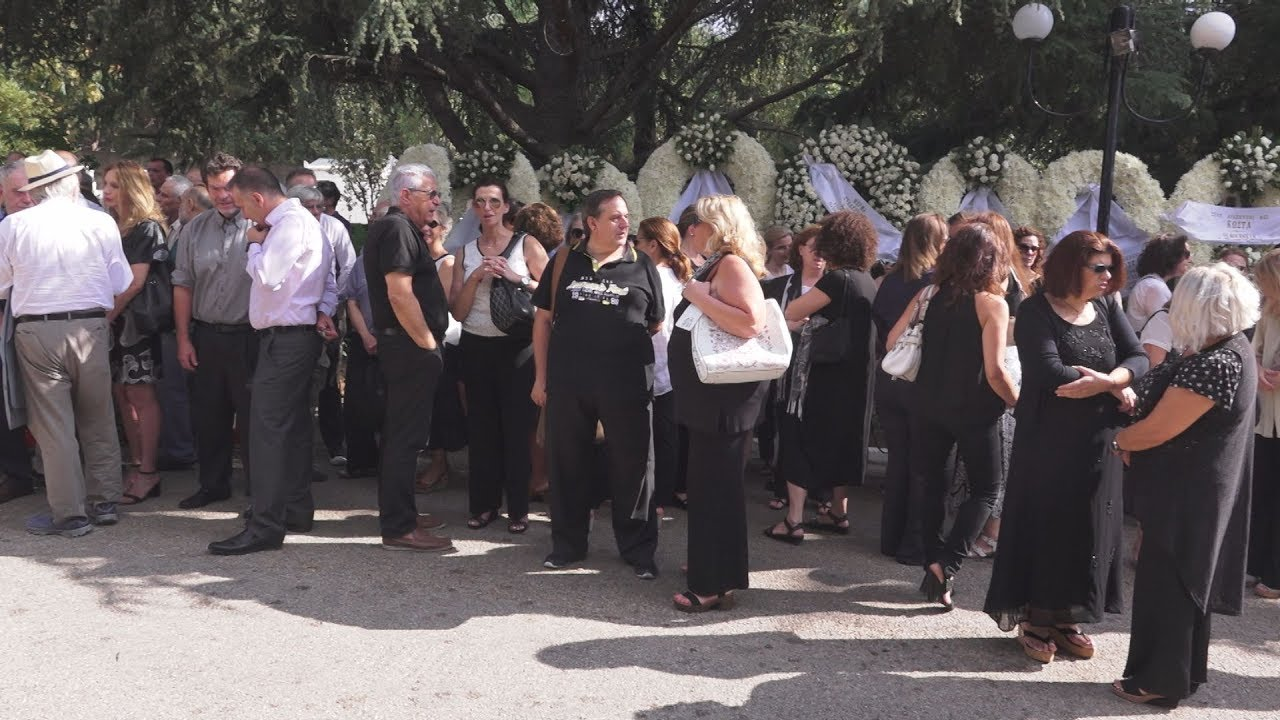 Στο νεκροταφείο της Κηφισιας η κηδεία του Κώστα Μουρσελά