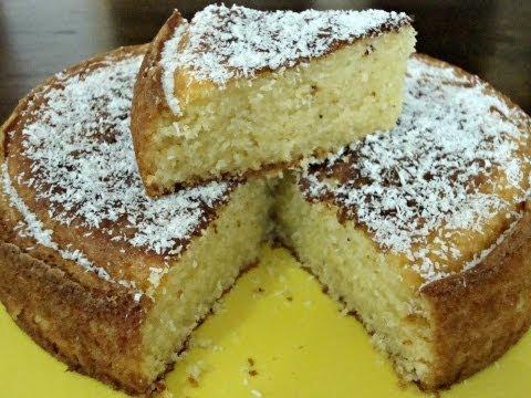 torta al cocco - ricetta