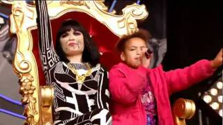 Jessie J - Price Tag (Live Glastonbury 2011)
